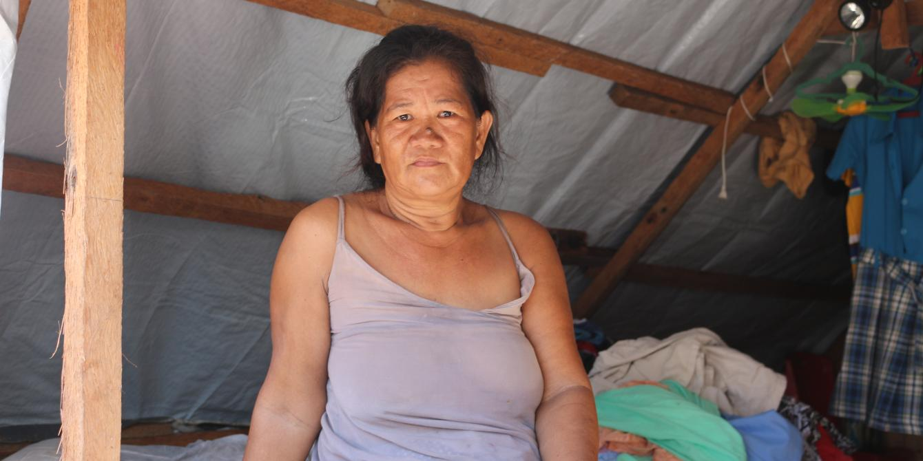 Loss of critical facilities, water contamination, displacement increase health risks of Ursula survivors