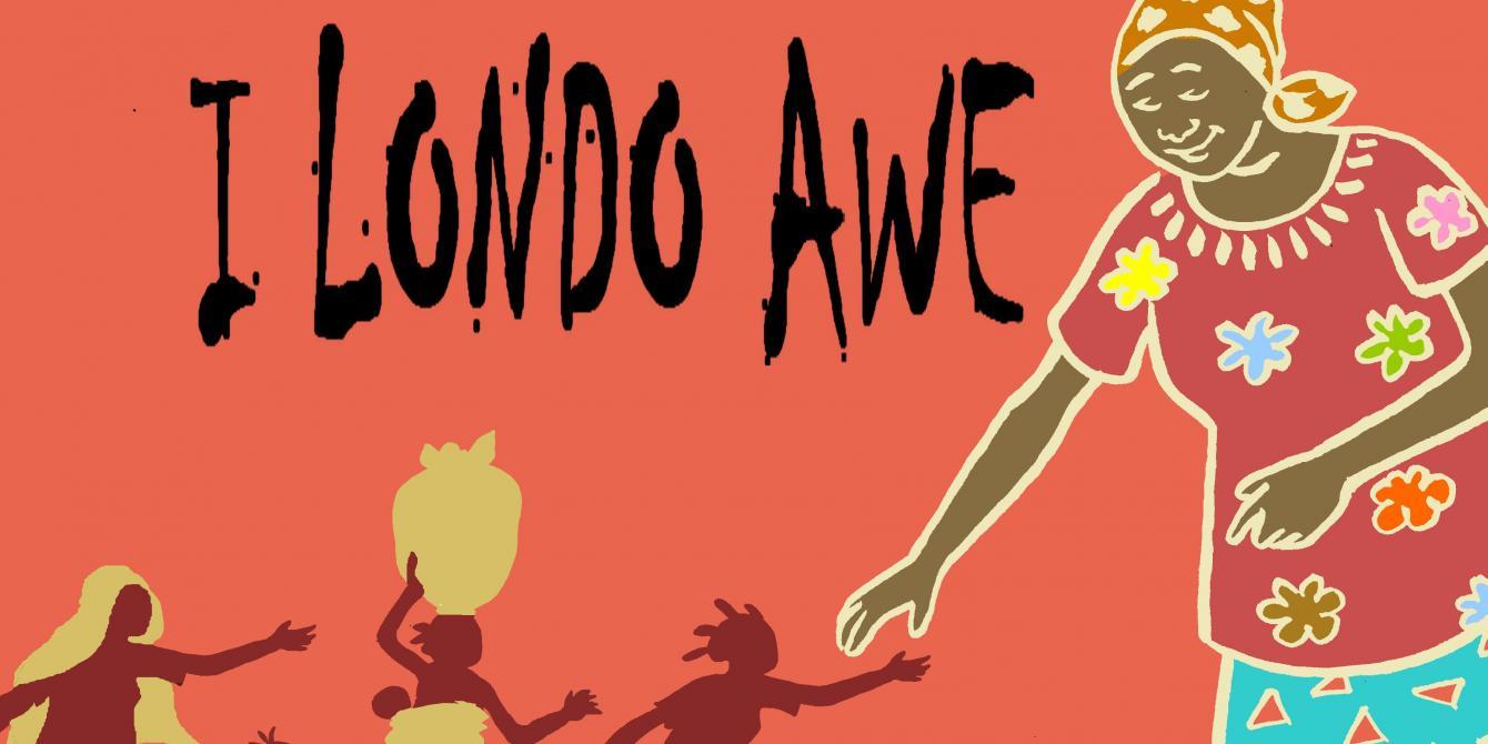"""La bande dessinée """"I Londo Awè"""" a été réalisée par l'artiste centrafricain à renommée internationale Didier Kassaï"""
