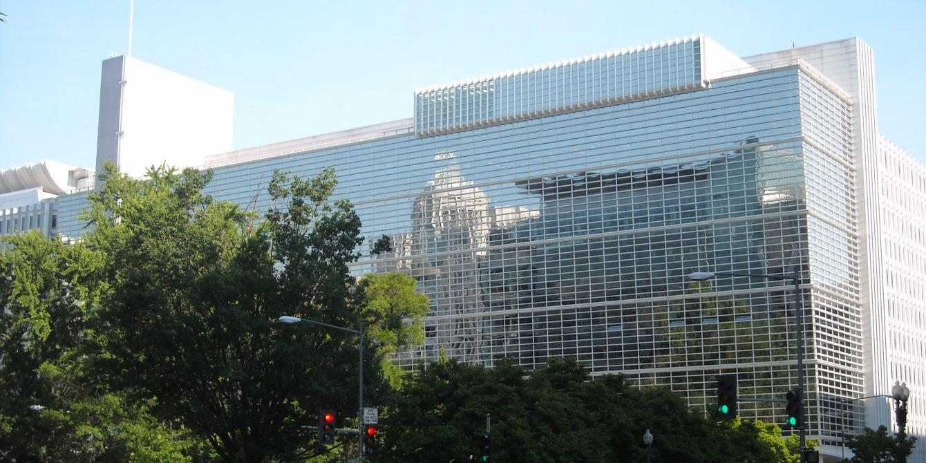 World Bank headquarters in Washington, DC. Credit: Wikimedia