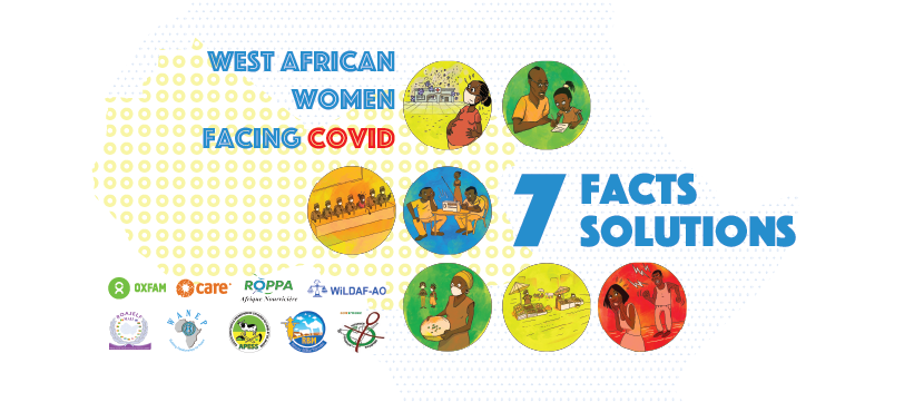 """Introduction to the study """"West African women facing the Covid"""""""