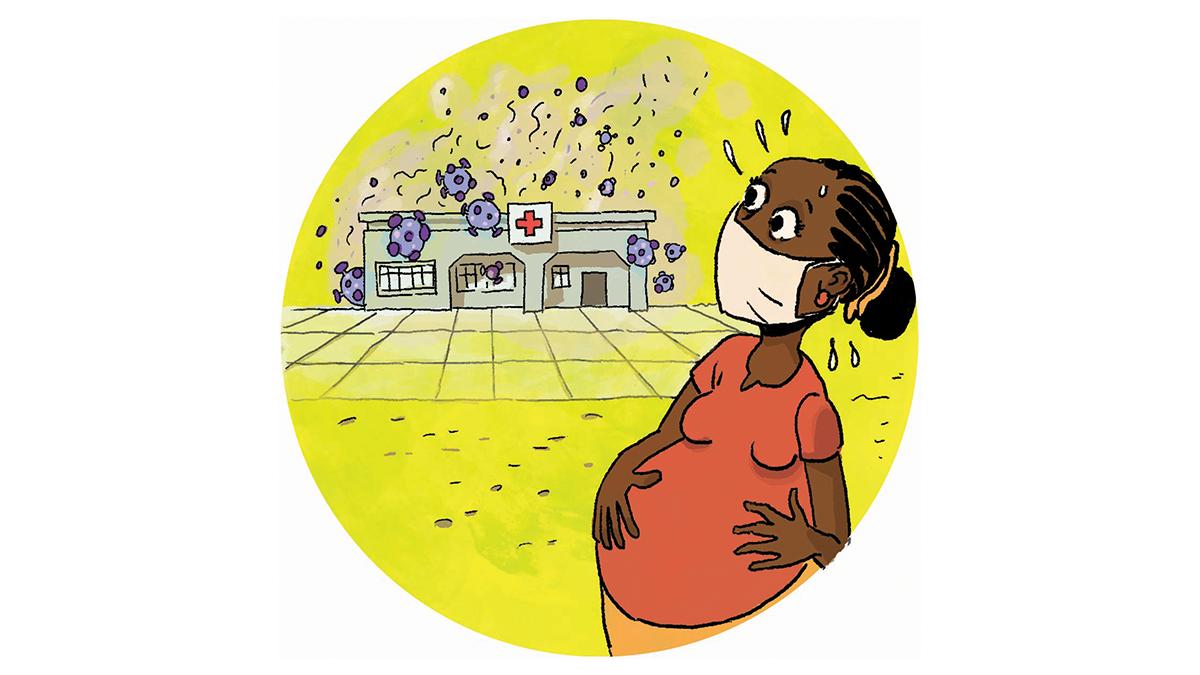 Découvrez la réalité N°2 – Les femmes et les filles face aux difficultés d'accès aux services sociaux