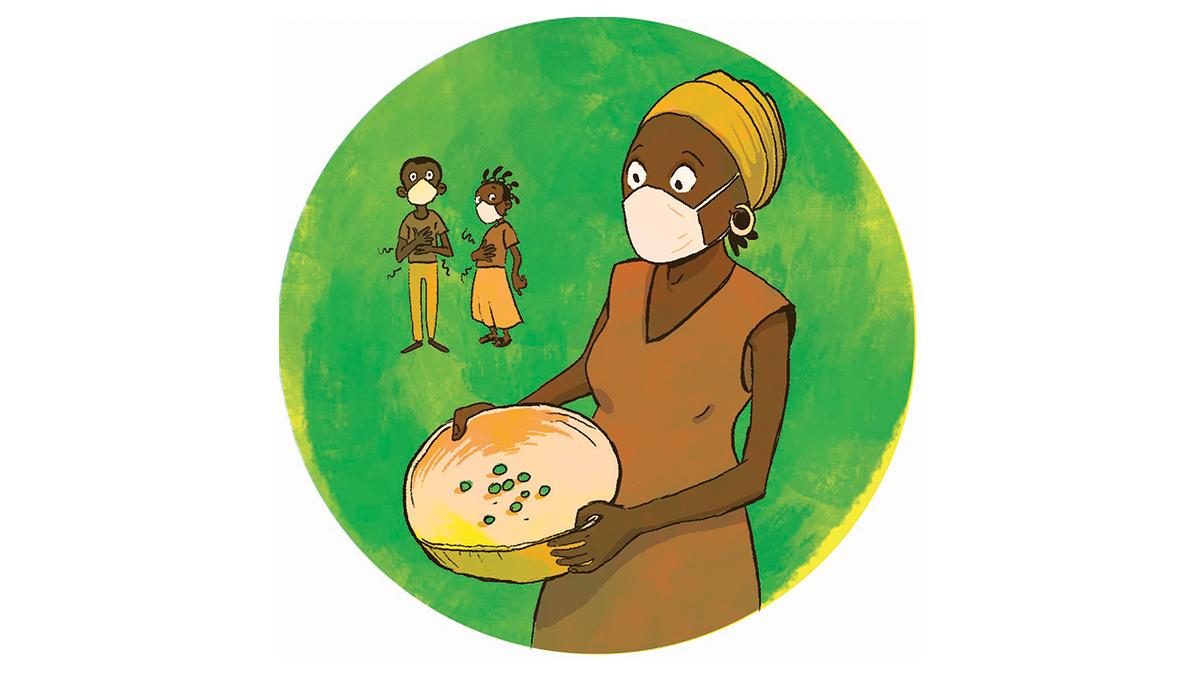 Découvrez la réalitéN°4 – Les femmes et les filles face à la crise alimentaire