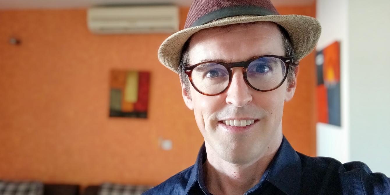 Simon Trépanier, Oxfam en Afrique de l'Ouest