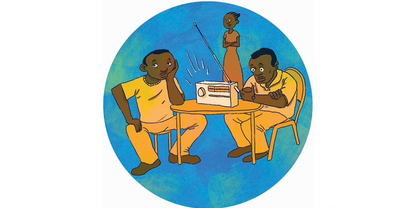 RÉALITÉ N°6 – Les femmes et les filles face au manque d'accès à l'information
