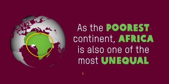 West African governments are least engaged in reducing inequality in Africa