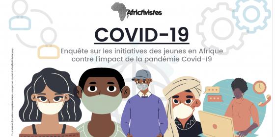 Nous recherchons les initiatives de jeunes ouest-africains pour lutter contre l'impact de la COVID-19