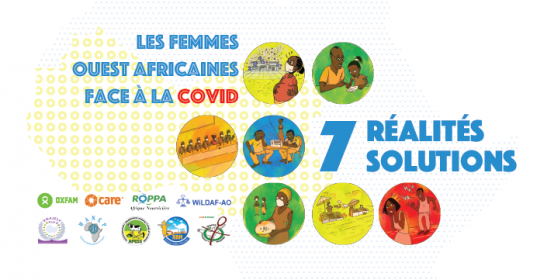 African Women's Day: the solutions of 7 West African organizations to 7 realities lived by women in the midst of the COVID-19 crisis