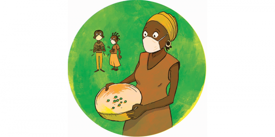 FACT N°4 – Women and girls face the food crisis
